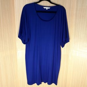 Trina Turk knit loose fitting dress. Size 10